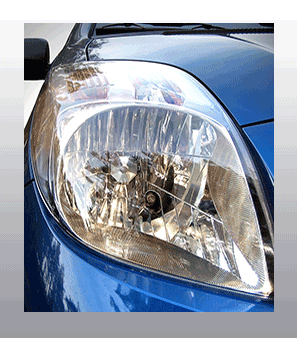WesternMass Collision headlight restoration